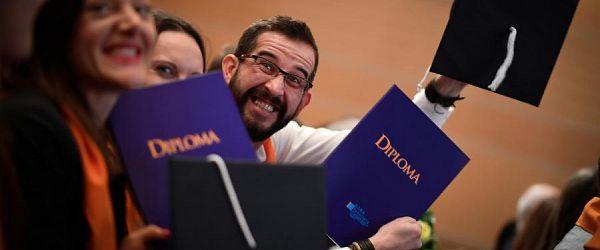 Ceremonial Conferral of Diplomas 2017