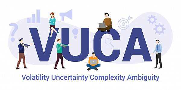 Surviving the VUCA World with Agile Learning